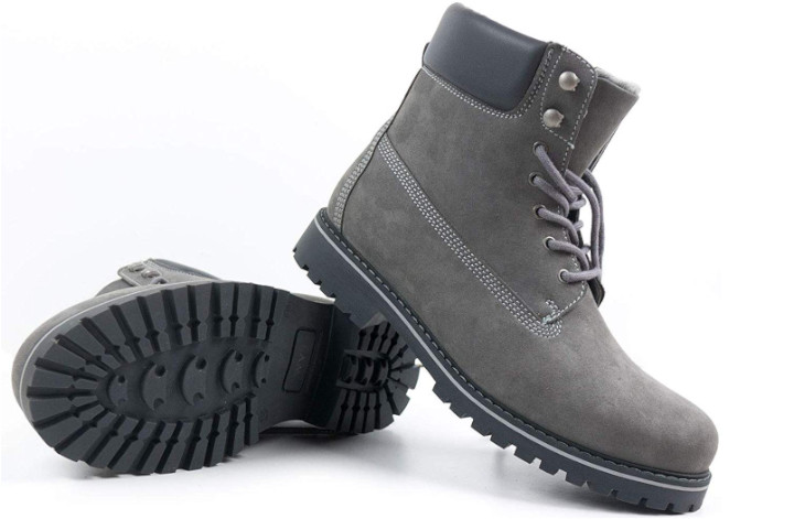 Will's Vegan Shoes Isolierte Dock Boots